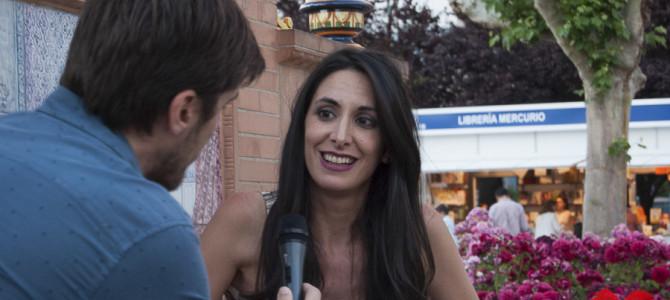 Entrevista: Isabel Vázquez presenta Me llamo Peggy Olson